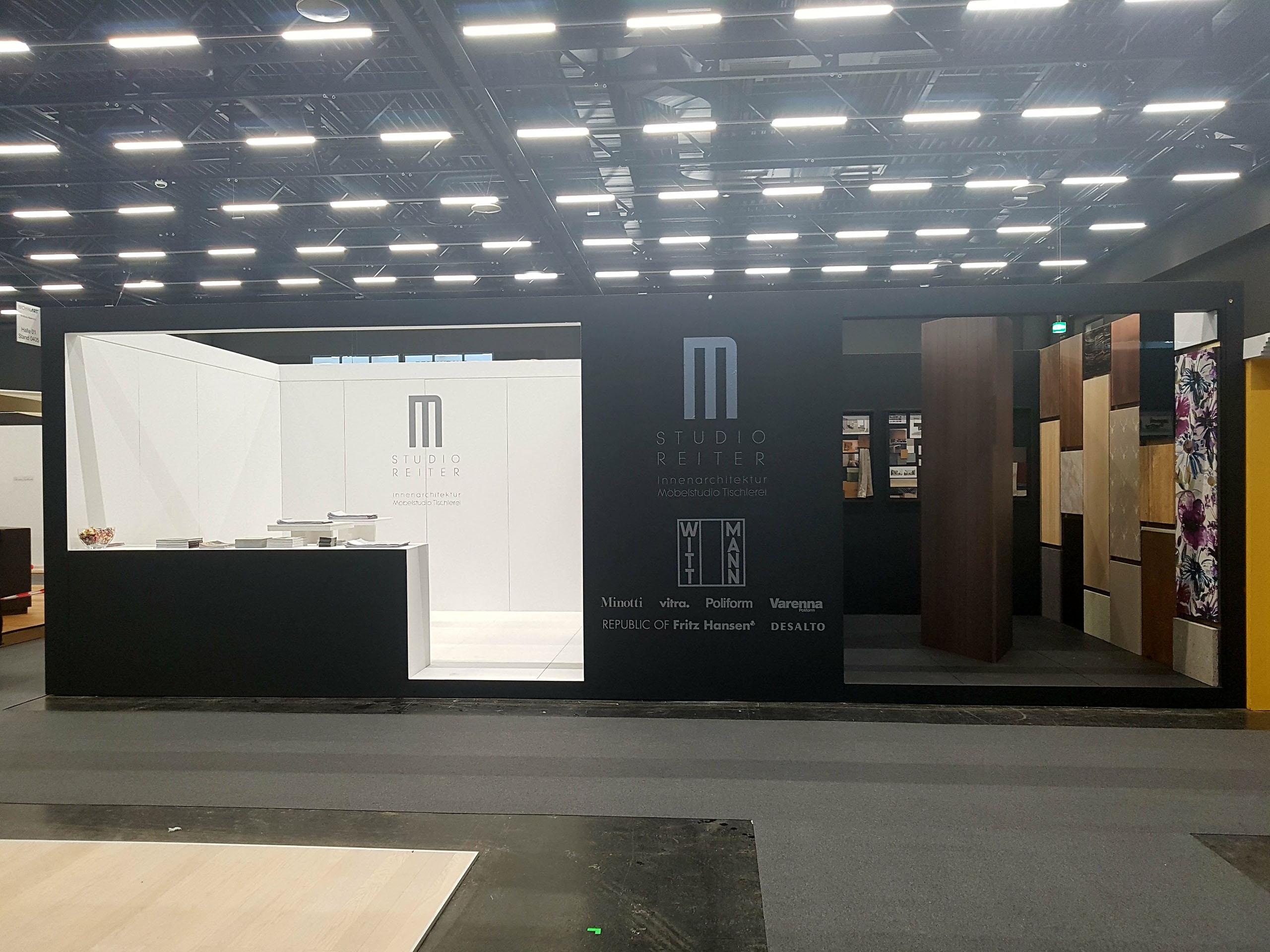 Innenarchitektur M-Studio Reiter — Individuelle Raumkonzepte