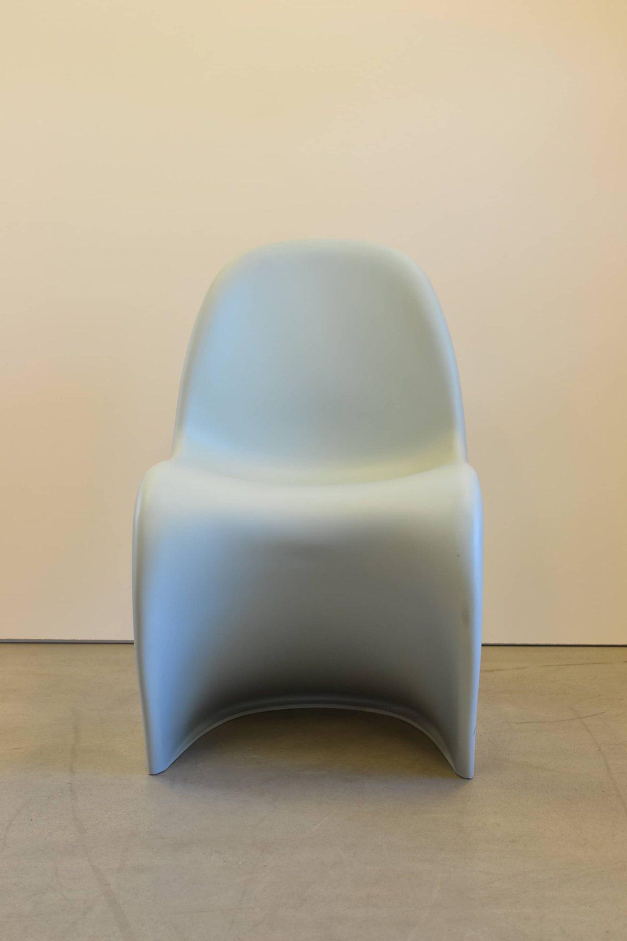 Vitra Panton Chair Eisgrau
