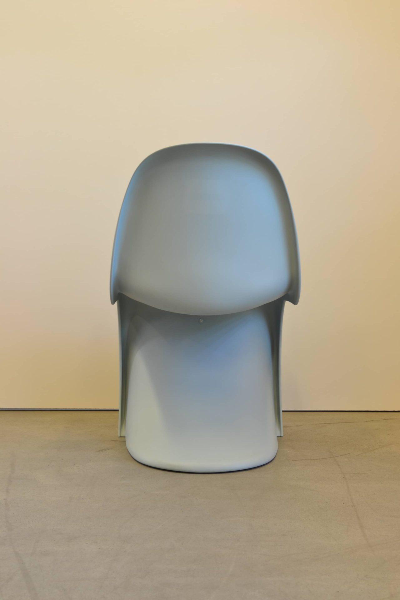 Schön Vitra Panton Chair Eisgrau