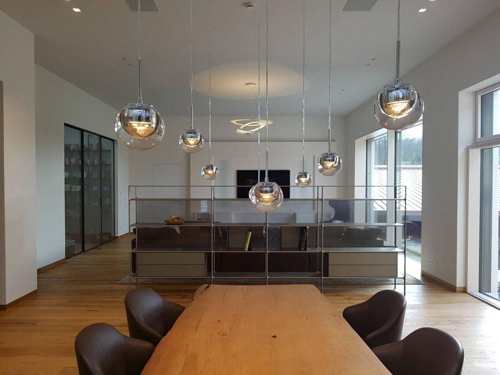 Innenarchitektur-Projekte von M-Studio Reiter