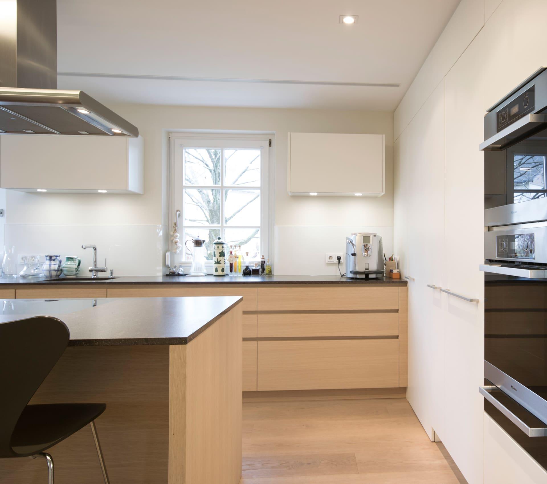 Ziemlich Küche Renovieren Kosten Vorlage Galerie - Küchen Design ...