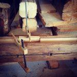 Das Altholz im modernen Wohnraum