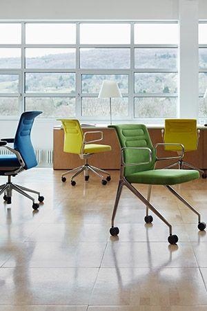 AC 5 Group - Die Bürostuhlfamilie für das moderne Office