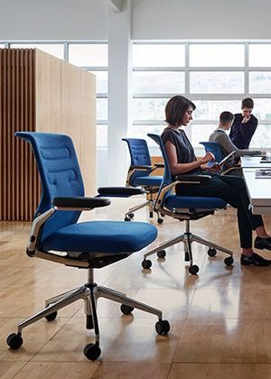 Vitra AC 5 Group - Die Bürostuhlfamilie für das moderne Office