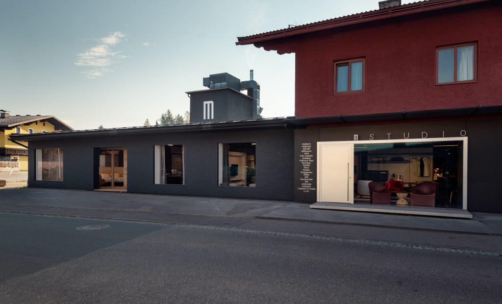 Das M-Studio Reiter in Altenmarkt
