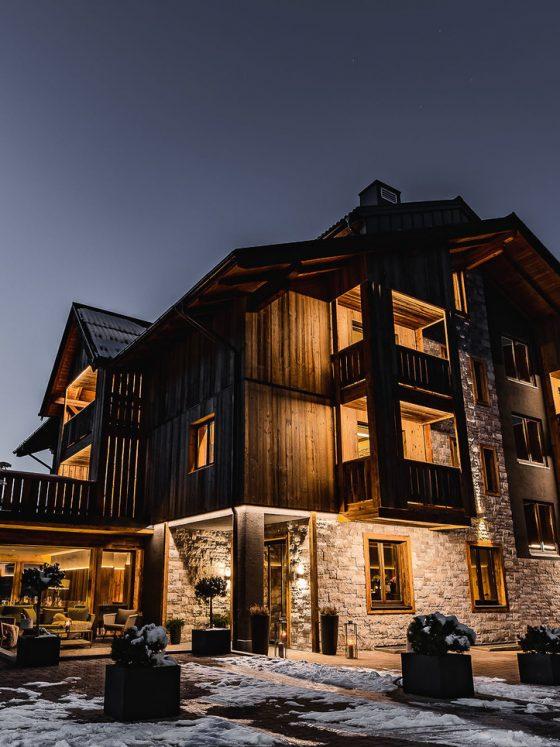 Das neue Almmonte Hotel in Wagrain