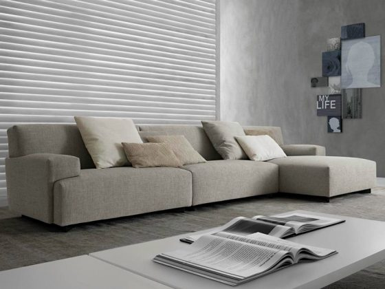 Poliform Sofa M-Studio Reiter