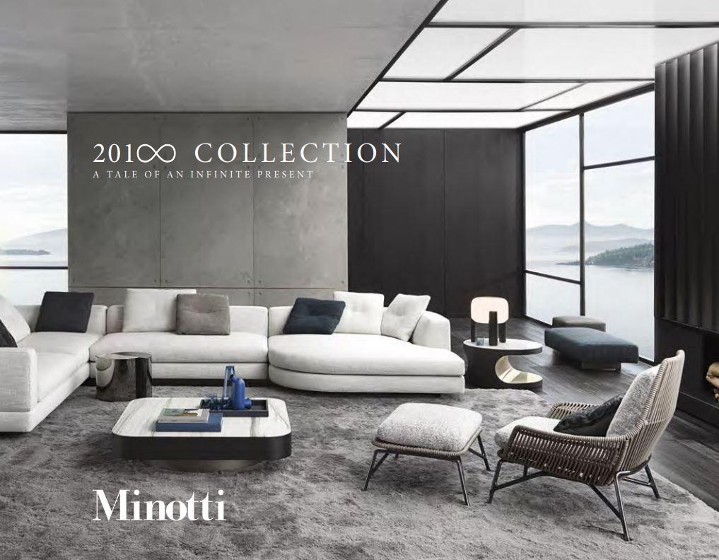 2018 collection minotti