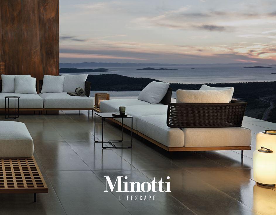 2018 outdoor minotti