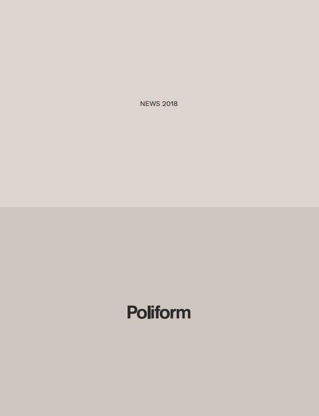 poliform news 2018