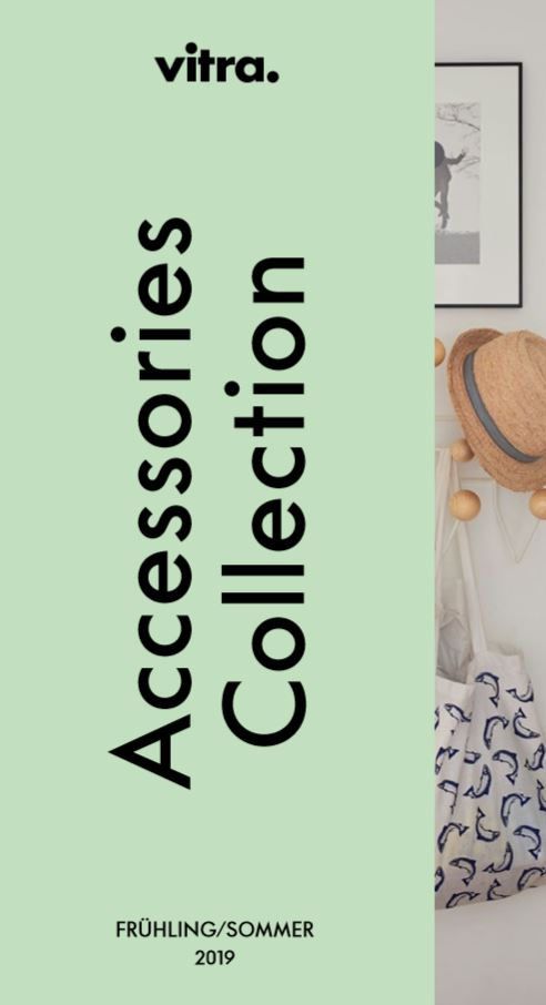 die vitra accessoiries collection