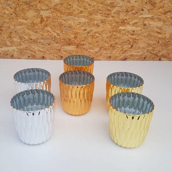 Abverkauf- Kartell Jelly Vasen
