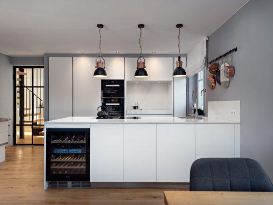 Poliform Küche Alea