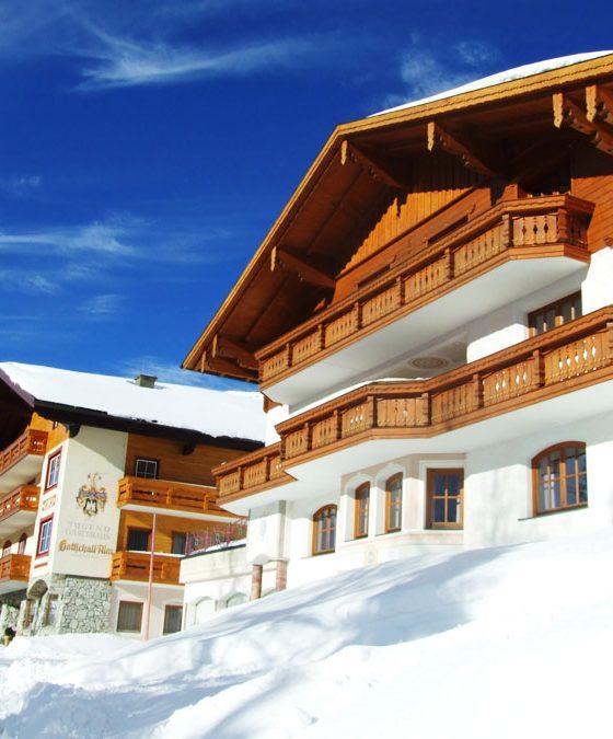 Gottschall Alm Obertauern Gästehaus