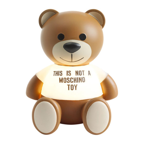 this is not amoschino toy