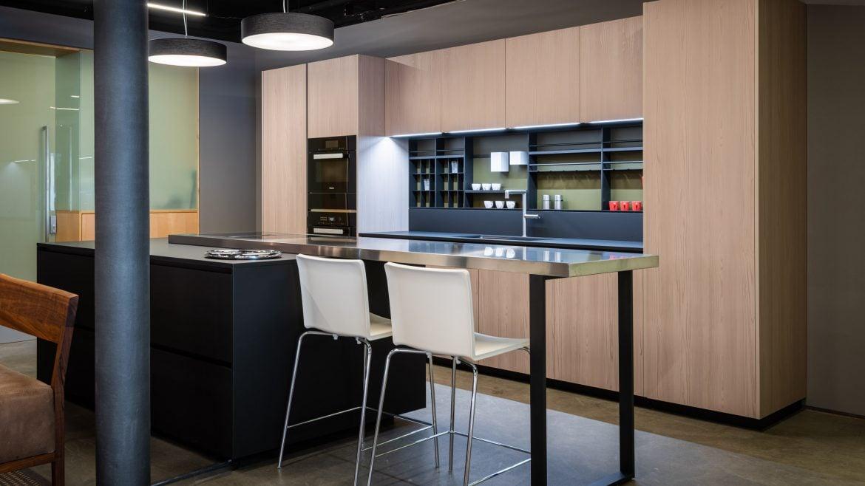 Poliform Alea Küche im M-Studio Reiter