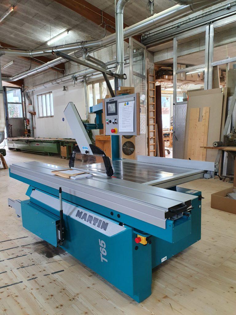 Neue Maschinen im M-Studio Reiter I Tischlerei