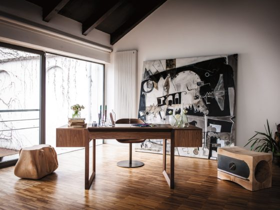 Bürotisch von Riva1920 I M-Studio Reiter