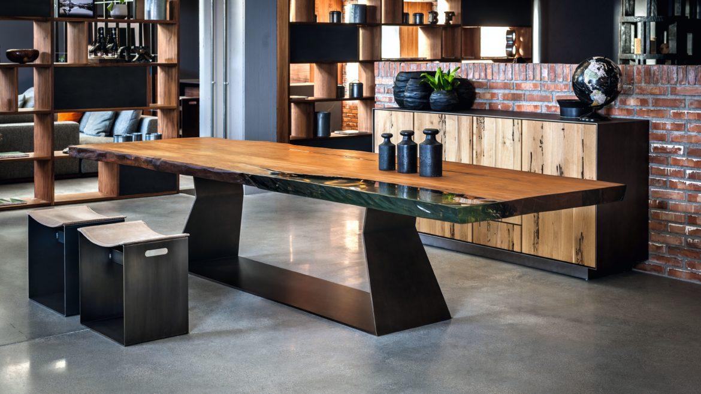 bedrock Tisch M-Studio Reiter