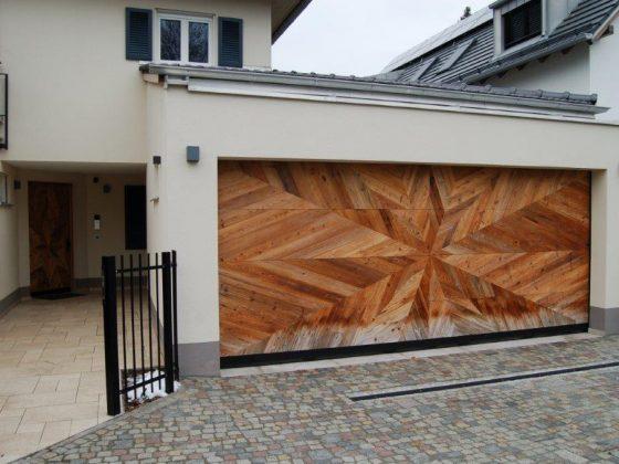 Garage in Altholz