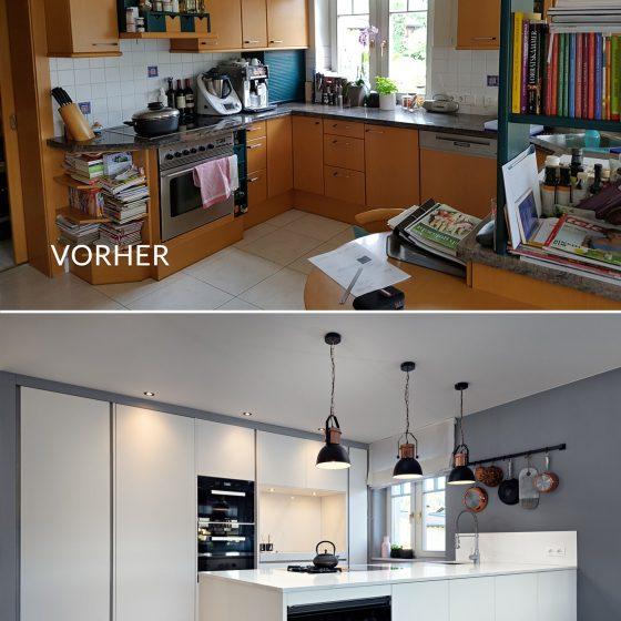 Umbau renovierung Neugestaltung von Wohnraum mit M-Studio Reiter