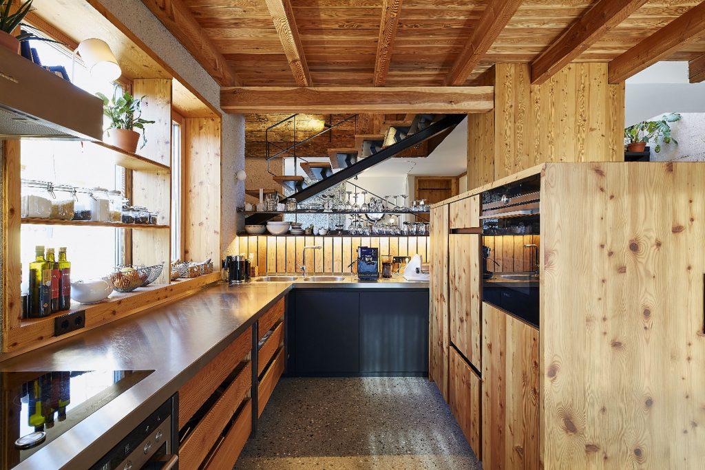 Tischlerküche M-Studio Reiter Tischlerei
